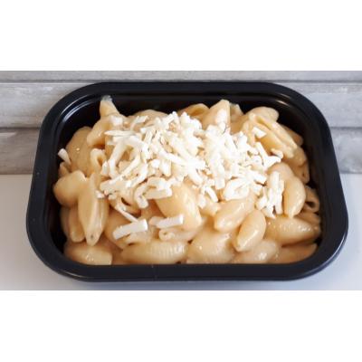 Pasta sauce fromage et pancetta