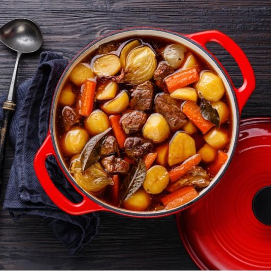 Boeuf aux légumes format 1kg