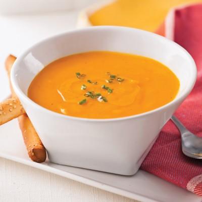 Potage carotte et patate douce 1 litre